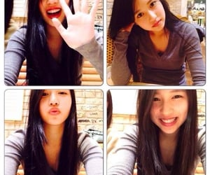 mina, twice, and predebut image