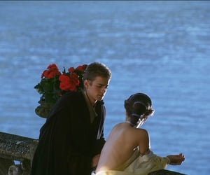 Anakin Skywalker, natalie portman, and attack of the clones image