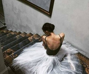 angel, ballerina, and ballet image