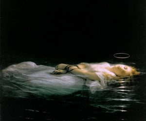 angel and water image
