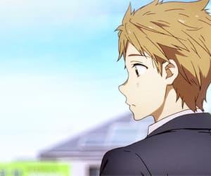 anime, kyoukai no kanata, and gif image