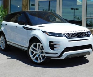 cars, luxury, and range rover image