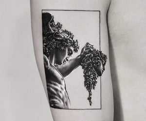 tattoo and perseo image