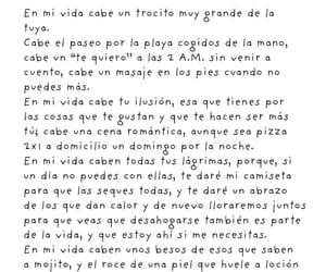 amor, frase, and novia image