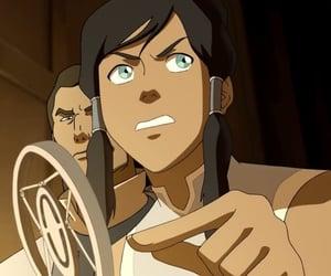 avatar, the legend of korra, and lok image