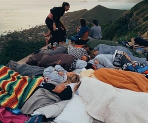 friends, goals, and sleepover image