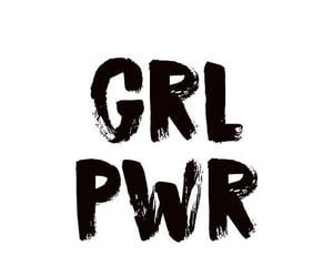 girl, black, and feminist image