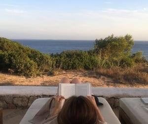 book, aesthetics, and girl image
