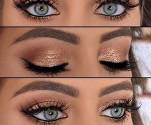 beautiful, eyelashes, and pretty image