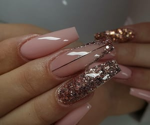 nails, cool, and girl image