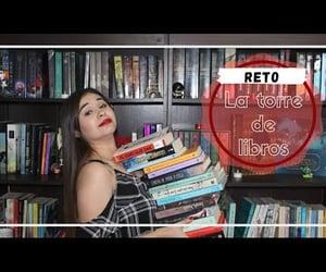 libros, reto, and video image