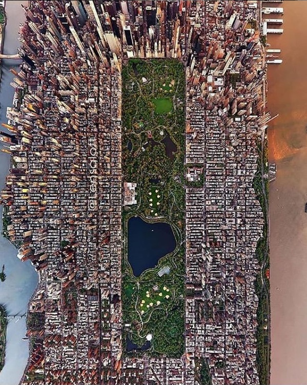 new york, travel, and Central Park image