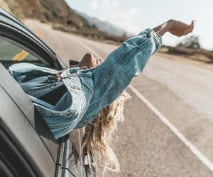 girl and road trips image