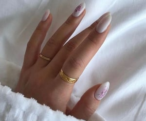 aesthetic, art, and nails image