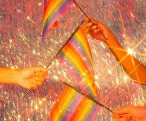lgbt, pride, and rainbow image