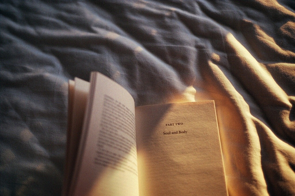 book, light, and aesthetic image