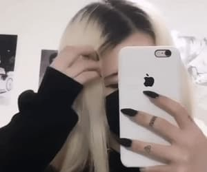 blonde, pfp, and gif image