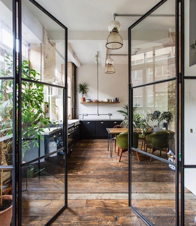 article, kitchen, and terrace image