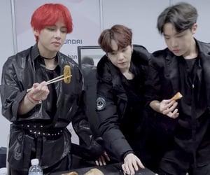 jin, namjoon, and kpop image