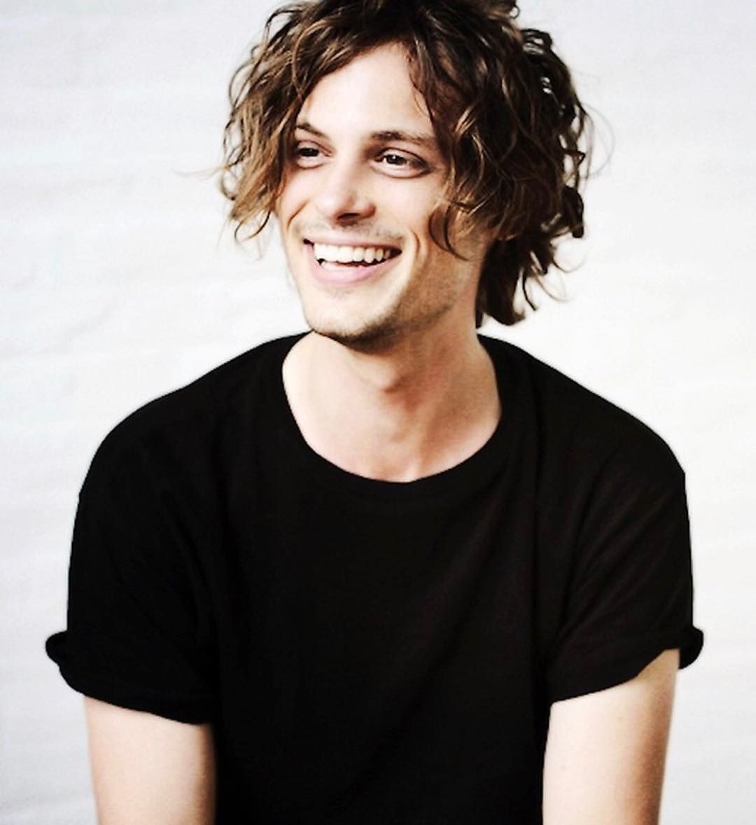 criminal minds, matthew gray gubler, and smile image