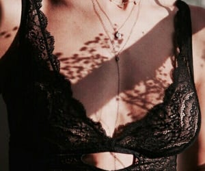girl, fashion, and bra image