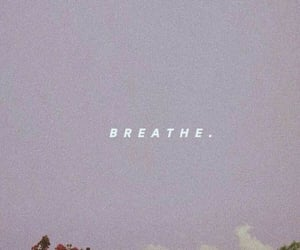 wallpaper, aesthetic, and breathe image