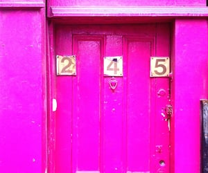 address, doors, and numbers image