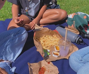 alternative, film, and fries image