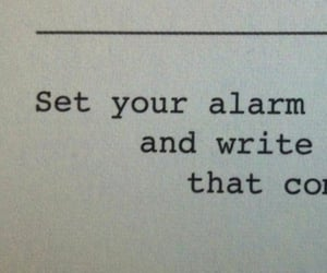 quotes, typewriter, and writing image