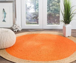 etsy, braided rug, and rugs sale image