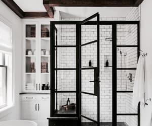 bathroom, aesthetic, and decor image