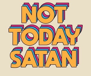 funny, quotes, and satan image