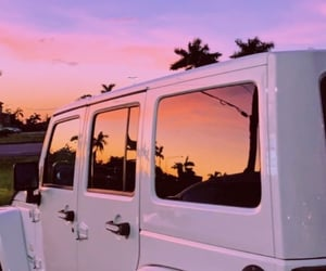 aesthetic, cute, and jeep image