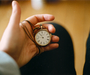 vintage, clock, and photography image