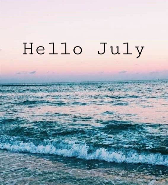 july, article, and summer image