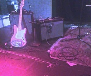 music, aesthetic, and gig image