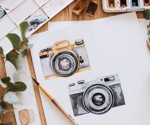 aesthetic, art, and eye image