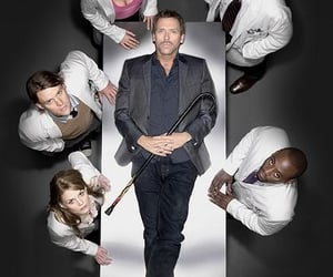 series, Dr. House, and house md image