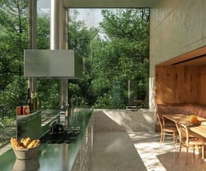 kitchen, Dream, and forest image