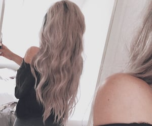 blogger, hairstyle, and bautiful image