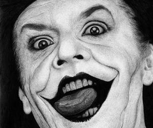 batman, jack nicholson, and joker image