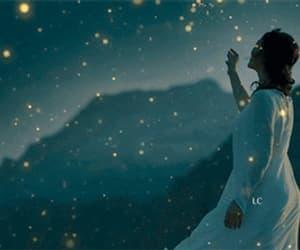 fantasy, gif, and star image