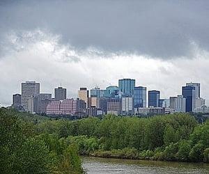Alberta, edmonton, and canada image