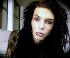 andy sixx, black veil brides, and andy black image
