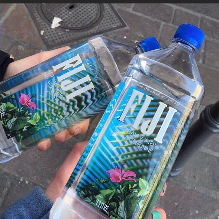 fiji, water, and carefree image