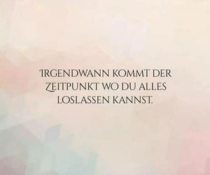 text, alles, and spruch image