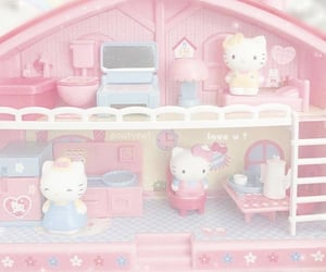 pastel, pink, and sanrio image