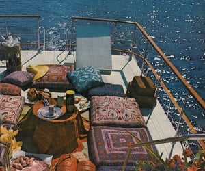 boat and sea image
