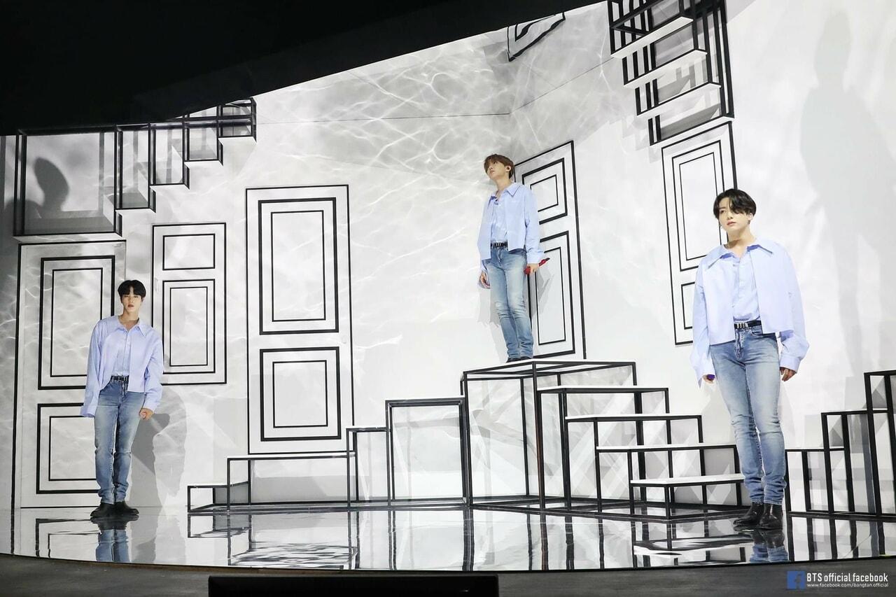 jin, rm, and min yoongi image