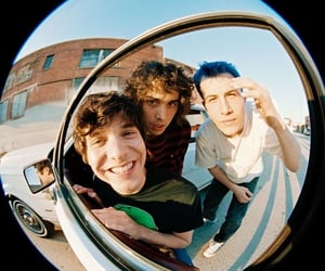 dylan minnette, wallows, and braeden lemasters image